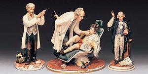 Фигурки профессии людей – оригинальный подарок и отличное пополнение домашней коллекции!