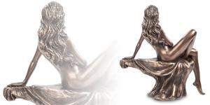 Фарфоровая статуэтка Девушка - приятный подарок, деталь интерьера или пополнение коллекции.