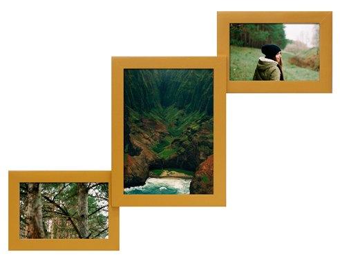 Мультирамка на 3 фотографии