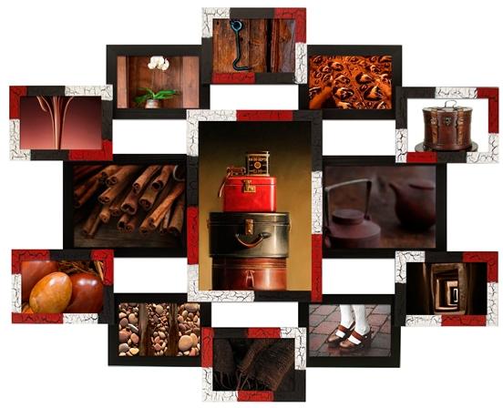 Мультирамка Руноко на 12 фото Симметрия Дуx Японии